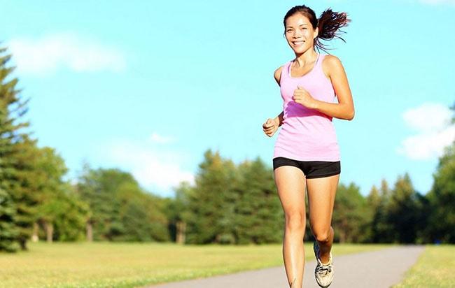 Tập chạy bộ có tác dụng gì cho sức khỏe