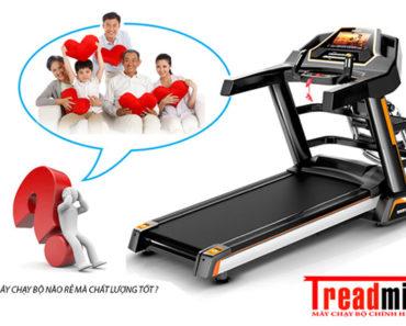 Tư vấn mua máy chạy bộ