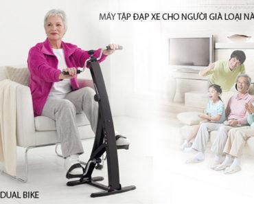 Máy tập chân cho người già