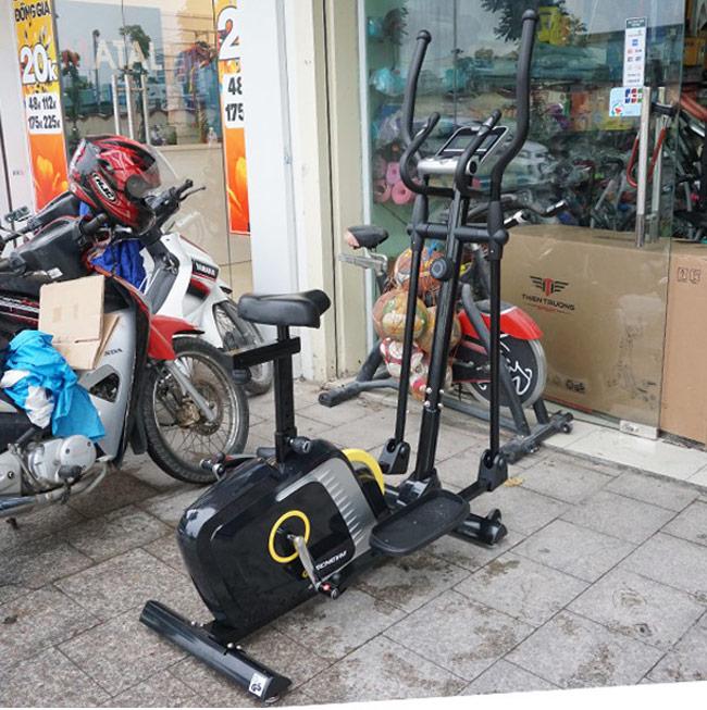 Xe đạp tập thể dục HQ-1800