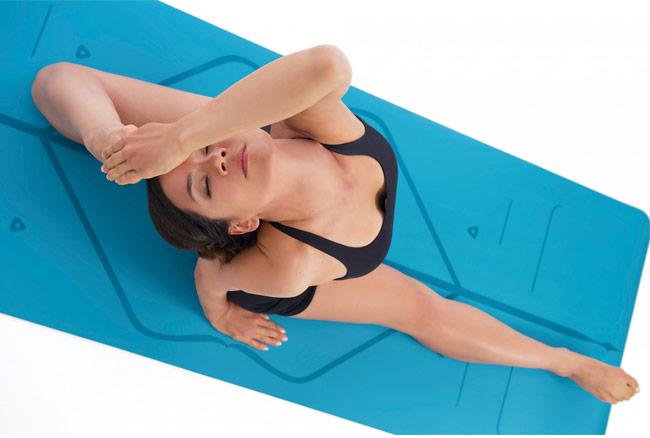 Dụng cụ tập Yoga, Thảm tập Yoga