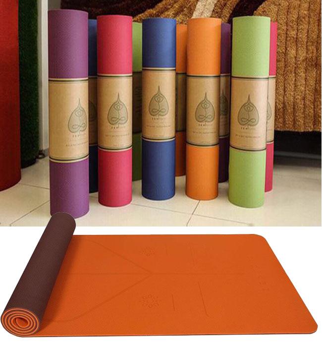 Thảm Yoga định tuyến Zen Master